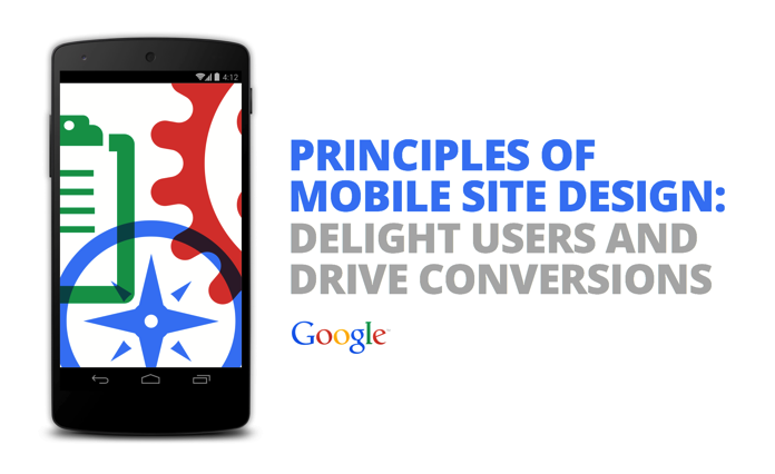 PRINCIPLES OF MOBILE SITE DESIGN 2
